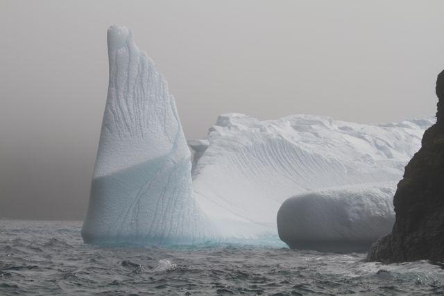Iceberg by Gibbs Island